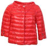 Herno Red Nylon Ultralight Padded Jacket