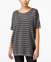 Eileen Fisher Striped Tunic Sweater