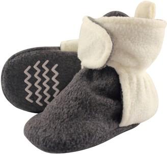 Hudson Baby Unisex Baby Cozy Fleece Booties