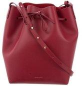 Mansur Gavriel Leather Bucket Bag w/ Tags