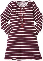 Pink Chicken Poppy Dress (Toddler/Kid) - Potent Purple Stripe-2 Years
