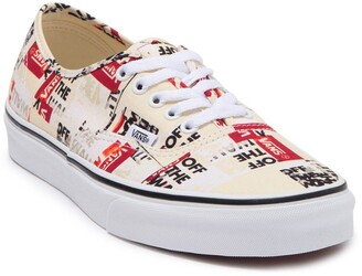 Vans Authentic Packing Tape Sneaker