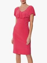 Gina Bacconi Sherilyn Neckline Dress