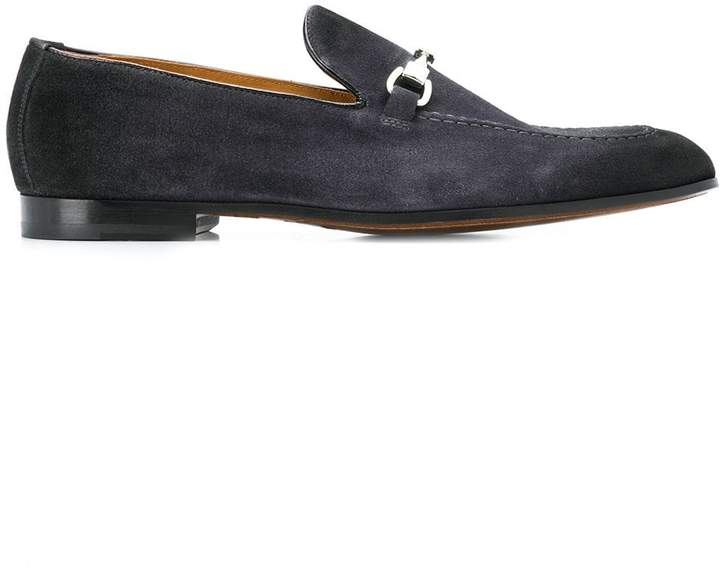 Doucal's buckled loafers