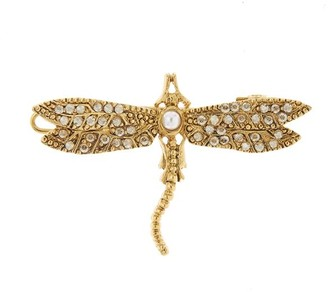 Oscar de la Renta Dragonfly Barrette