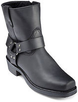 """Dingo Rev Up 7"""" Zip Harness Boots Casual Male XL Big & Tall"""