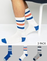 Original Penguin 3 Pack Socks