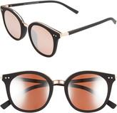 BP 50mm Round Sunglasses