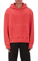 Yeezy Men's French Terry Oversized Hoodie-RED