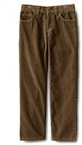 Classic Boys 5-pocket Corduroy Pants-Gray Heather Fairisle