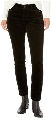 Jag Jeans Women's Petite Ruby Straight Corduroy Jean
