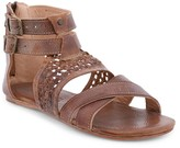 Bed Stu Leather Woven Sandal - Capriana