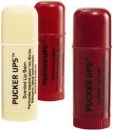 Pucker Ups Scented Lip Balm Set