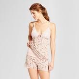 Gilligan & O Nursing Lace-Trim Floral Pajama Set - Gilligan & O'Malley
