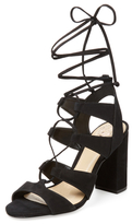 Vince Camuto Winola Nubuck Lace-Up Sandal