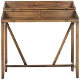 One Kings Lane Elgin Writing Desk - Oak - oak finish