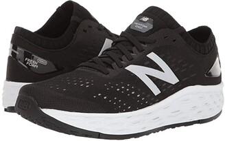 New Balance Fresh Foam Vongo v4 (Black/Overcast) Women's Shoes