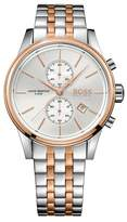 HUGO BOSS Men's Jet Bracelet Watch, 41mm