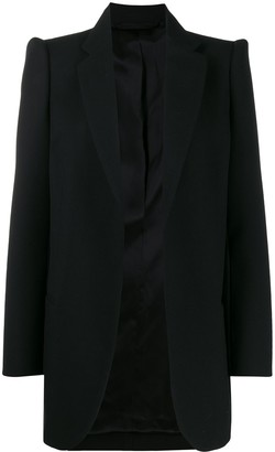 Balenciaga Structured Shoulders Blazer