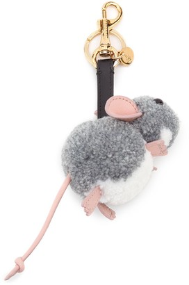 J.W.Anderson Benjamin mouse-shaped keyring