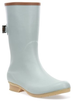 Chooka Women's Adjustable Mid Waterproof Rain Boot