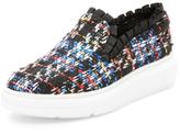 F-Troupe Ruffled Slip-On Sneaker