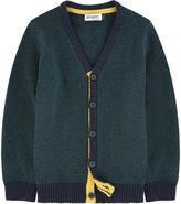 Jean Bourget V-necked cardigan