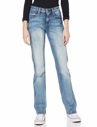 Herrlicher Women's Super G Straight Denim Powerstretch Jeans