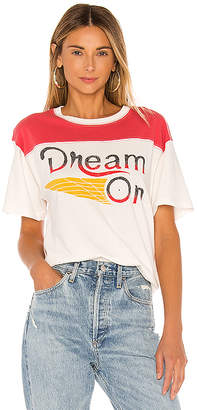 Daydreamer Dream On Varsity Tee