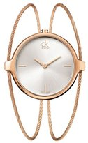 Calvin Klein Agile Ladies 'Watch XS Analog Quartz Stainless Steel Coated K2Z2 M616