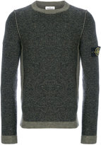 Stone Island classic knitted sweater