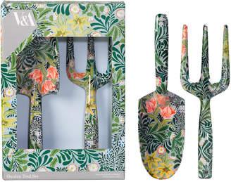 V&A Products Fork & Trowel Garden Set