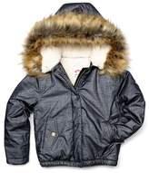 Appaman Wilderness Faux Fur & Faux Shearling Jacket (Toddler, Little Girls, & Big Girls)