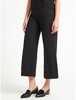 Marella Angelo Wide Leg Trousers, Black