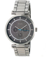 Simplify The 4800 Unisex Silver Tone Bracelet Watch-Sim4803