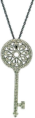 Arthur Marder Fine Jewelry Silver 6.00 Ct. Tw. Diamond Necklace