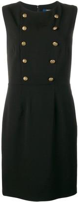 Polo Ralph Lauren Sleeveless Military Dress