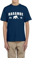 Hera-Boom-Child Rip Harambe 2016 Shooting Youth's T-shirts