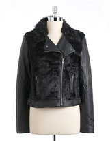 KUT Faux Fur Jacket