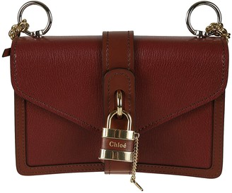 Chloé Pad-lock Shoulder Bag