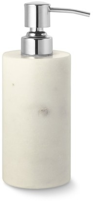 Williams-Sonoma White Marble Soap Dispenser