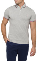 Tommy Hilfiger Tommy Tipped Polo Short Sleve