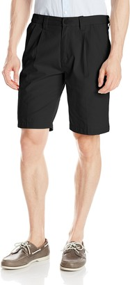 Lee Men's Big-Tall Comfort Waist Pleated Short