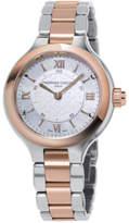 Frederique Constant Smartwatch Ladies, Two Tone, Bracelet