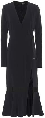 David Koma Crepe dress