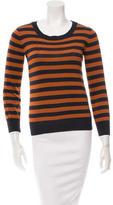A.P.C. Wool Striped Sweatshirt