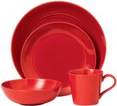 Royal Doulton Maze Dinner Place Setting - Chili Red