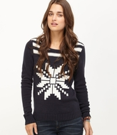 Roxy Alpine Cute Ugly Christmas Sweater