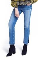 Frame Women's Le Boy Zip Hem Crop Jeans