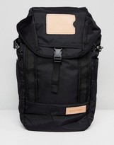 Eastpak Fluster Backpack In Merge Black